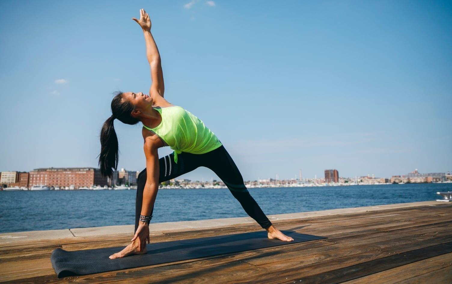 Essential Yoga Postures