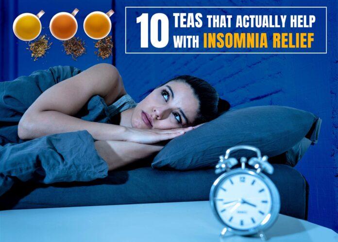 Insomnia, Insomnia Relief Tea, Tea for Insomnia Relief, Best Bedtime Tea, healthcare, alldayplus