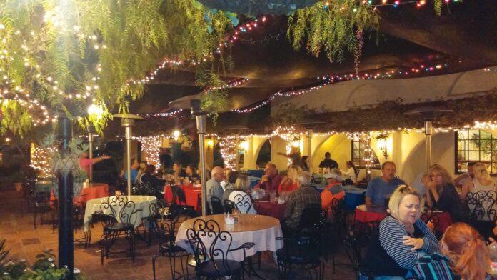 Moreno's restaurant